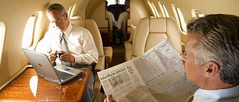 business private jet travel